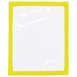 Fluoro Plastic Pocket Loose