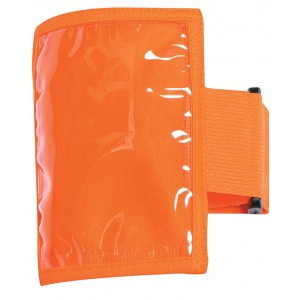 Fluoro Plastic Pocket Sleeve Band