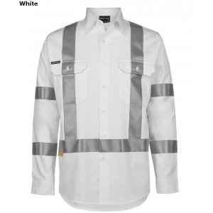 JBs Bio-Motion Night Shirt 190g Long Sleeve with 3M Tape