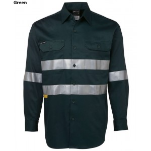 JBs 190G Day Night Shirt With Tape Long Sleeve