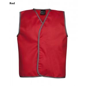JBs Coloured Tricot Vest Kids