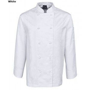 JBs Chef's Jacket Vented Long Sleeve
