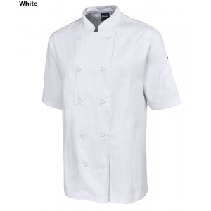 JBs Chef's Jacket Vented  Short Sleeve
