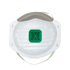 JBs Blister (3pc) P2 Respirator With Valve