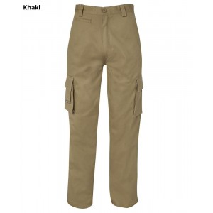 JBs Mercerised Multi Pocket Pants