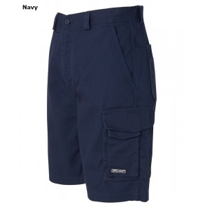 JBs Canvas Cargo Shorts